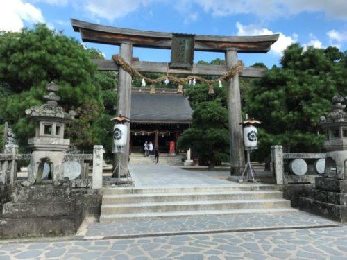萩の松陰神社