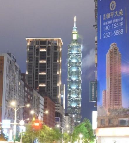 台北で使える簡単中国語1