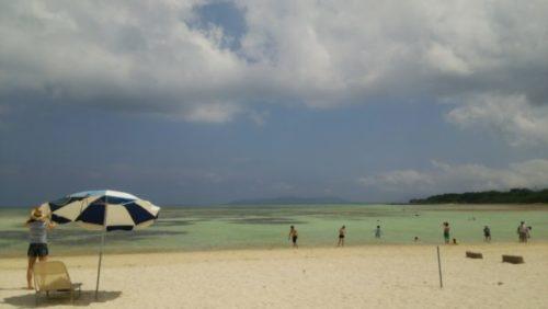 竹富島のおすすめ観光スポット2コンドイビーチ