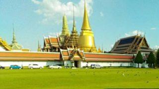 バンコクのワットプラケオ(王宮寺院)2