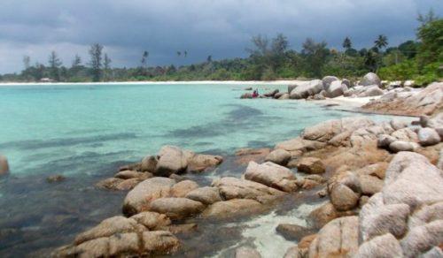 シンガポールから行くビンタン島のトリコラビーチ!透明度は?2