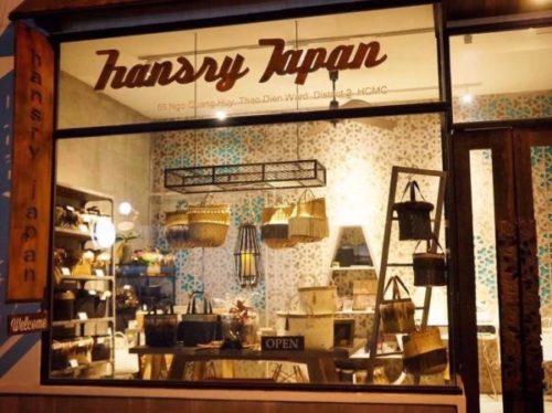 ホーチミンで買いたいお土産「Hansry(ハンスリー)」のバッグ