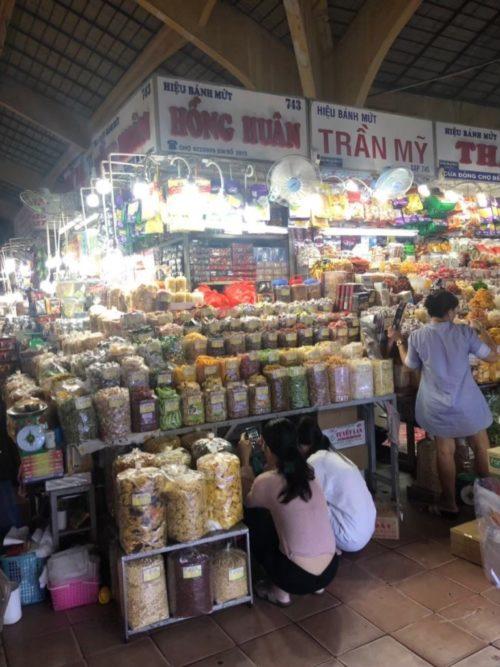 ベンタイン市場の見どころとナイトマーケット!値切りを楽しめるホーチミンの観光名所2