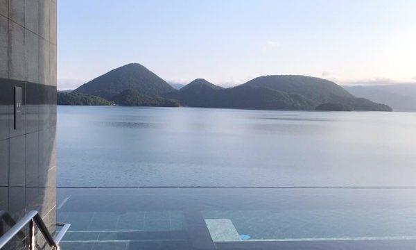 ザ・レイクスイート湖の栖(このすみか)の最上階8階の露天風呂
