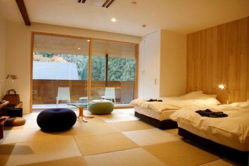 新潟県にある高級温泉宿「里山十帖」をレビュー!コンセプトが違う12部屋と田舎の自然を楽しもう4