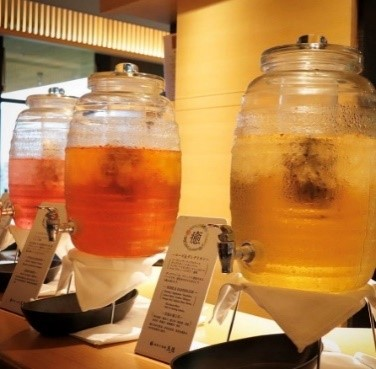 全室露天風呂付の「箱根小涌園 天悠」をブログで紹介7