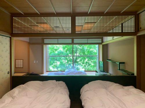 「星野リゾート界 箱根」の和のおもてなしをブログで紹介!2