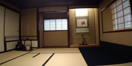 界 加賀の茶室