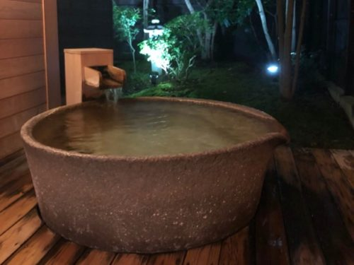 伊豆の美味と源泉掛け流しの湯を楽しめる「玉峰館」を当ブログで紹介6