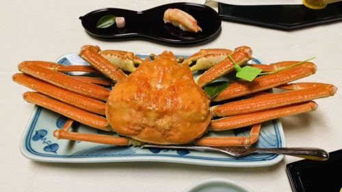 城崎温泉No.1と名高い西村屋本館の貸切露天風呂・食事を当ブログで紹介4