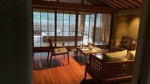 城崎温泉No.1と名高い西村屋本館の貸切露天風呂・食事を当ブログで紹介6