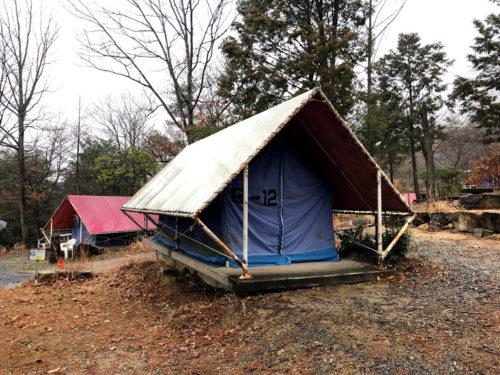 大阪市内から約一時間の能勢温泉キャンプ場を当ブログで紹介26